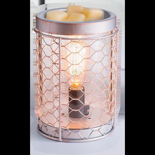 Chicken Wire (Ed Bulb) Warmer