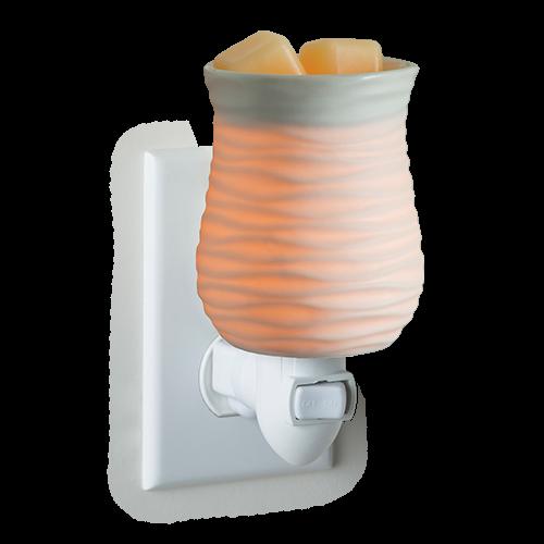 Plug-In Ceramic Swirl (Harmony)